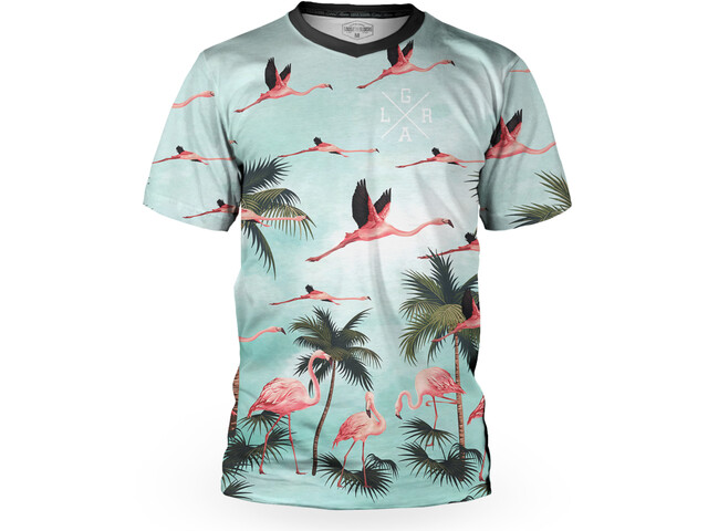 Loose Riders Miami Koszulka z krótkim rękawem Mężczyźni, kolorowy